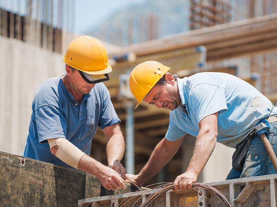 Venta de maquinaria para la construcción