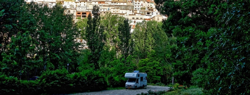 Rutas para disfrutar en autocaravana por España