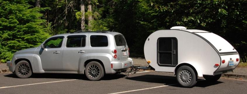 caravana pequeña