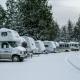 autocaravana en invierno
