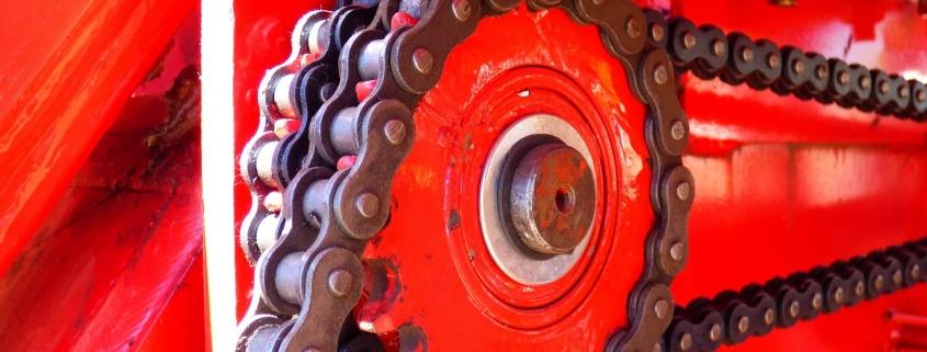 mantenimiento de la maquinaria